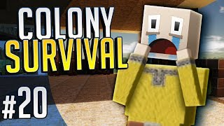NURSING OUR WOUNDS | Colony Survival #20