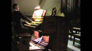 J.S. BACH: Toccata, Adagio & Fugue in C Major BWV 564