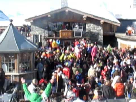 20090227 ski carnaval Fête à la Folie Douce