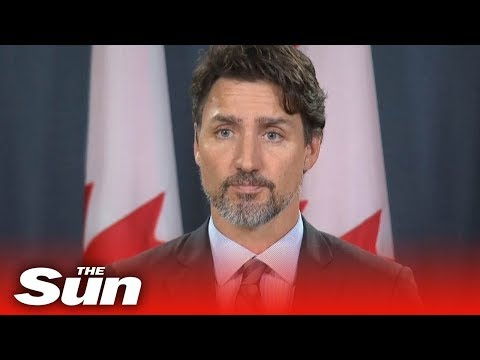 """Justin Trudeau calls for answers after Iran admitted """"unintentionally"""" shooting down Ukrainian plane"""