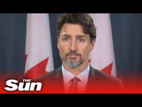 Justin Trudeau calls