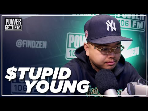 "$tupid Young On ""Mando"" Success Facetime w Nipsey Hussle & More"
