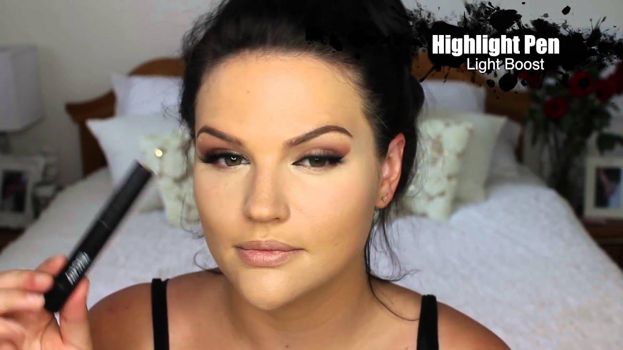 Full Face Mac Cosmetics Makeup Tutorial You