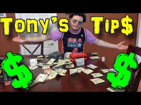 Tony's Tips: Invest in Precious Metals!