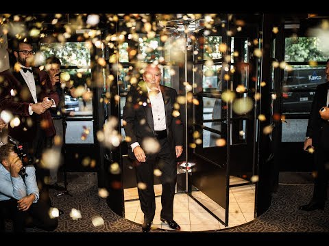 CR60 - Surprise 60th Birthday at The Savoy, London - Highlights