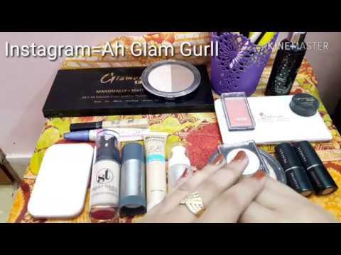 Makeup kit For BEGINNERS In Pakistan||Affordable Makeup kit in Urdu/Hindi|Ah Glam Gurll