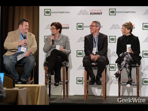 GeekWire Summit IoT Stage: The Retail Store of the Future