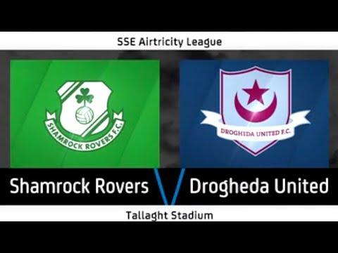 Highlights: Shamrock Rovers 4-1 Drogheda United