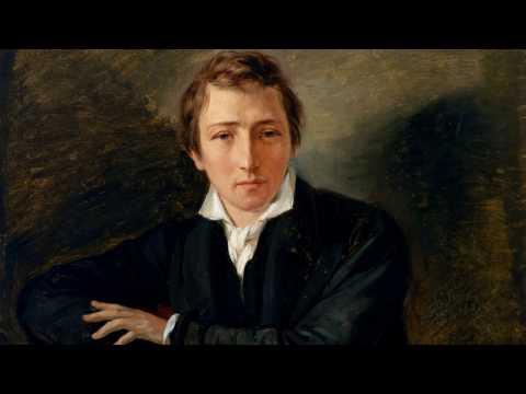 Une Vie, une œuvre : Heinrich Heine, un intellectuel européen (1797-1856)