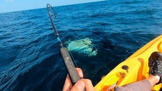 TENTE NÃO PIRAR COM ESSE LUGAR! Pescaria de gigantes.