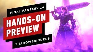 Final Fantasy XIV: Shadowbringers Preview
