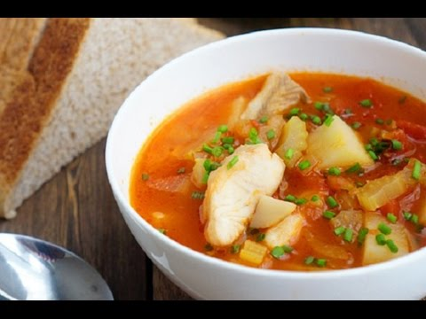 Вкусные супы -