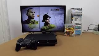 Playstation 3 - Stuntman, Ignition