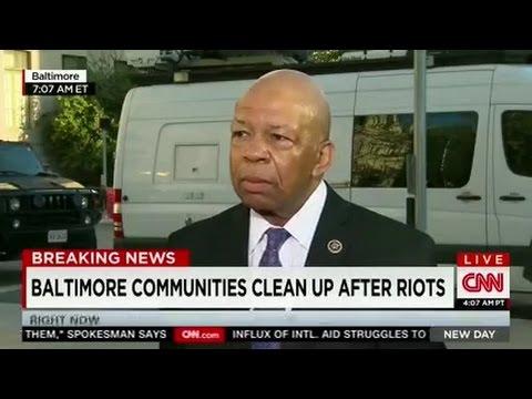 Ranking Member Elijah E. Cummings on CNN's New Day 4.29.15