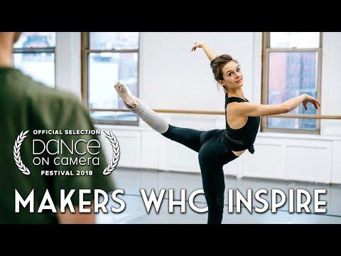 Choreographer Lauren Lovette