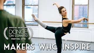 Choreographer Lauren Lovette and the Art of Moving People | MAKERS WHO INSPIRE