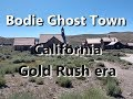 Hiking Yosemite in 4K | Part 7: Bodie Ghost Town