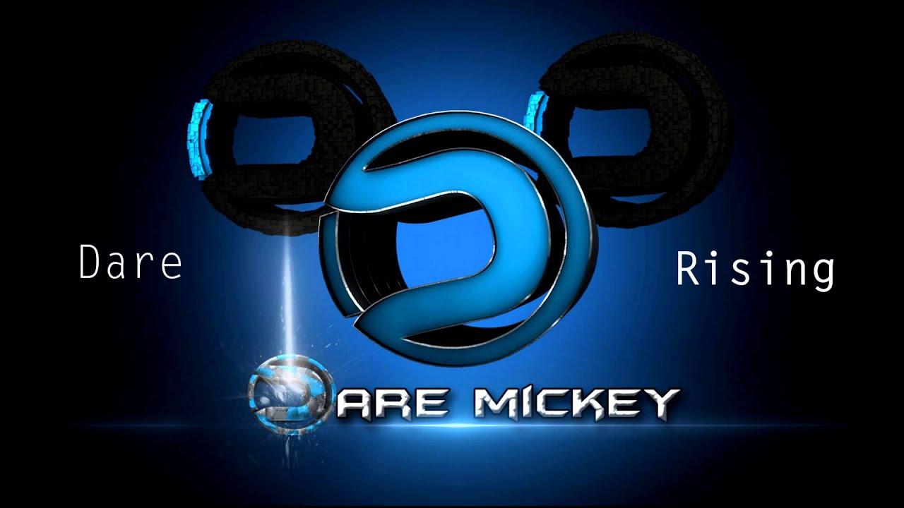3d | 2d | dare rising | dare mickey | wallpaper - youtube