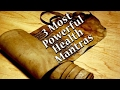 3 most powerful mantras for health and long life positive energy to recover from diseases mp3