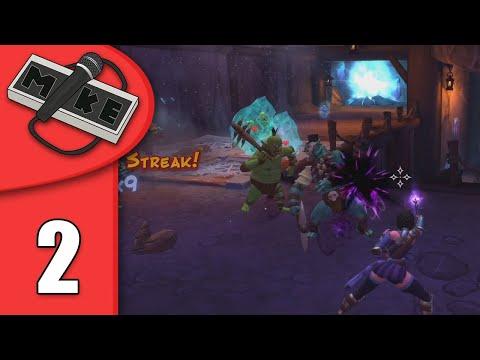 Orcs Must Die! 2: Story - Tunnels |