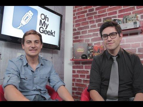 OhMyGeek! TV - Tercera Temporada por Canal 13C