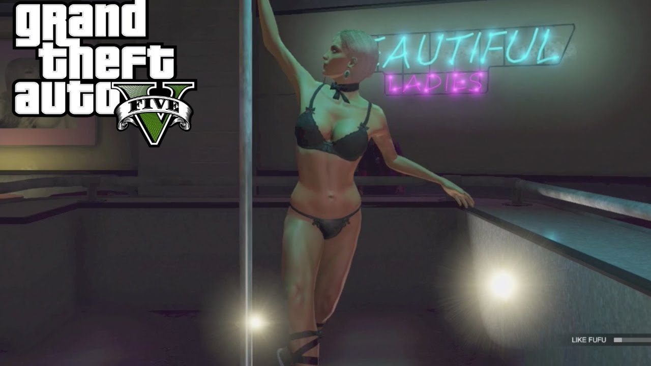 Gta 5 stripers at your house