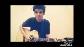 Phir mujhe dil se pukaar acoustic cover by Ravi Poddar