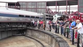 The Return to Steamtown:  Railfest 2012 Part 3