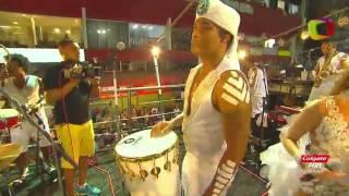 Timbalada na sexta-feira de carnaval em Salvador 2017