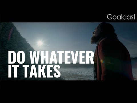 Do Whatever It Takes – The Story Of The Young Man And The Guru