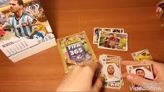 "BOX OPENING 10/10 { } Открытие 6-и пачек ""FIFA 365"" Panini (2018), ФИНАЛ { } THE END"