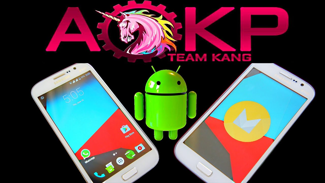 ROM]{6 0 1_r72}[UNOFFICIAL]Android Open Kan… | Samsung