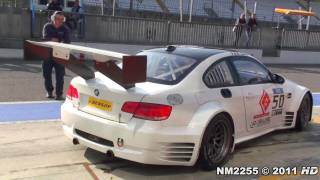 LMS BMW M3 E92 GTR V8 SOUND!