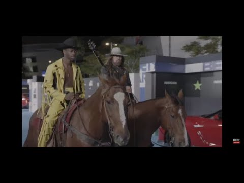 lil-nas-x-&-billy-ray-cyrus-perform-at-the-bet-awards---you-won't-believe-the-fallout