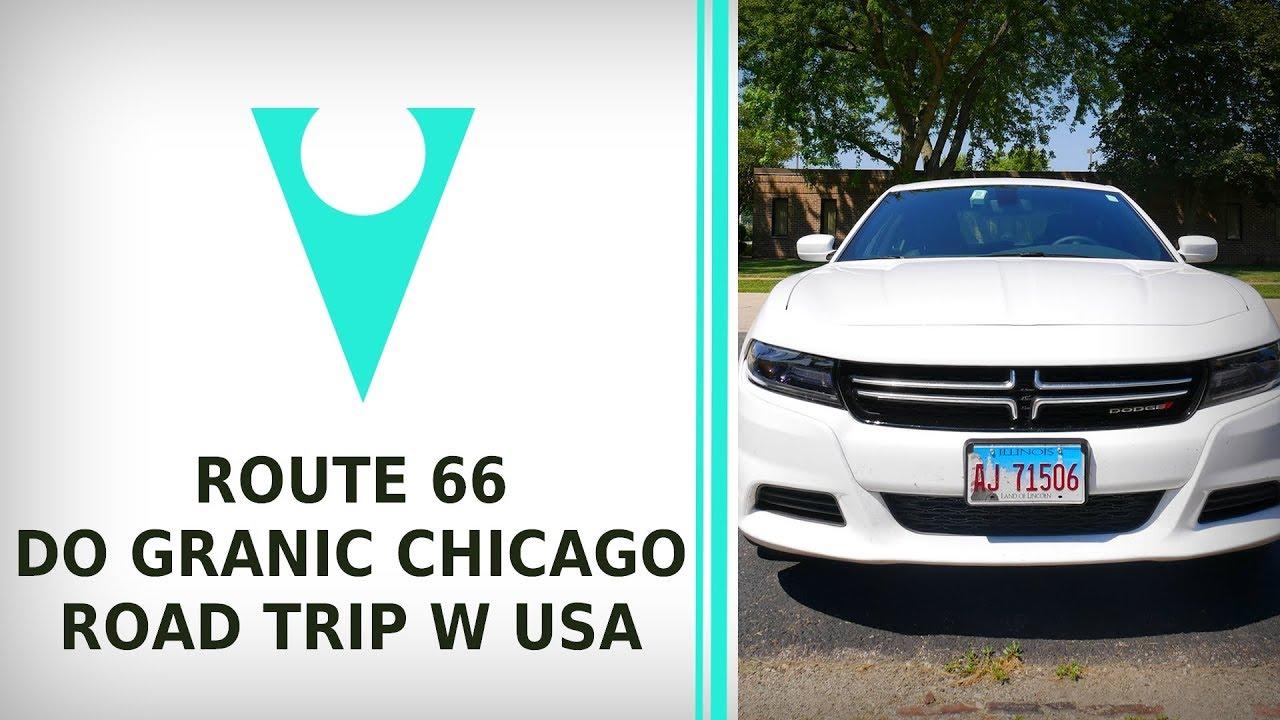 Road trip po USA – najlepszy sposób podróżowania