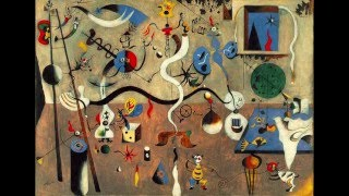 Roberto Cacciapaglia - Floating (Tribute to Mirò)