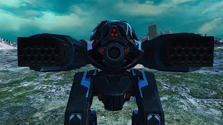 Unlimited ROBOTS : Free For All : WAR ROBOTS