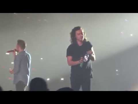 One Direction - Story Of My Life - Sheffield Arena 31.10.15