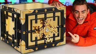 i legit spent $300,000 on this mystery safe