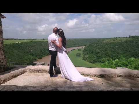 Wedding on Altos de Chavón & Juanillo Beach Punta Cana by SeeMore/ Gustavo