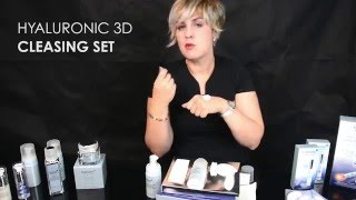 HYALURONIC 3D Cleasing set - être belle