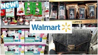 Walmart SHOPPING CHRISTMAS BATHROOM DECOR AND MORE * SHOP WITH ME 2019