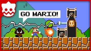 SPRITARS: Super Mario and Dark Goomba Tag Team