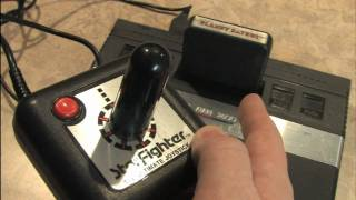 Classic Game Room HD - SUNCOM STARFIGHTER ATARI 2600 JOYSTICK review