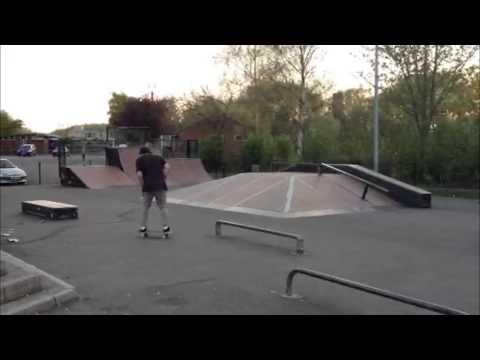 iPhone Skating April 2013