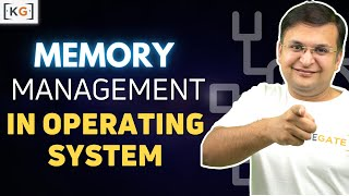 Part 6.1 introduction | Memory  management | OS | Operating System