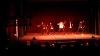 jwalamukhi hostel    2nd place group dance 2017    iit delhi