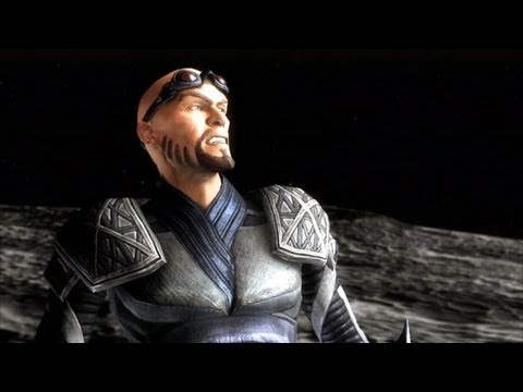 A História do General Zod: Injustice Gods Among Us (1080p)