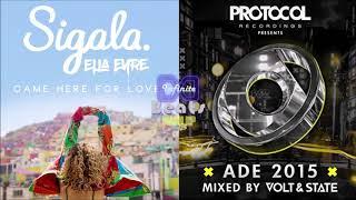 Sigala, Ella Eyre - Came Here for Love vs. USAI - Vapor (Infinite Beats Mashup)