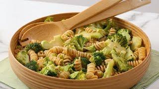 Pasta Salad with Broccoli and Peanuts- Martha Stewart